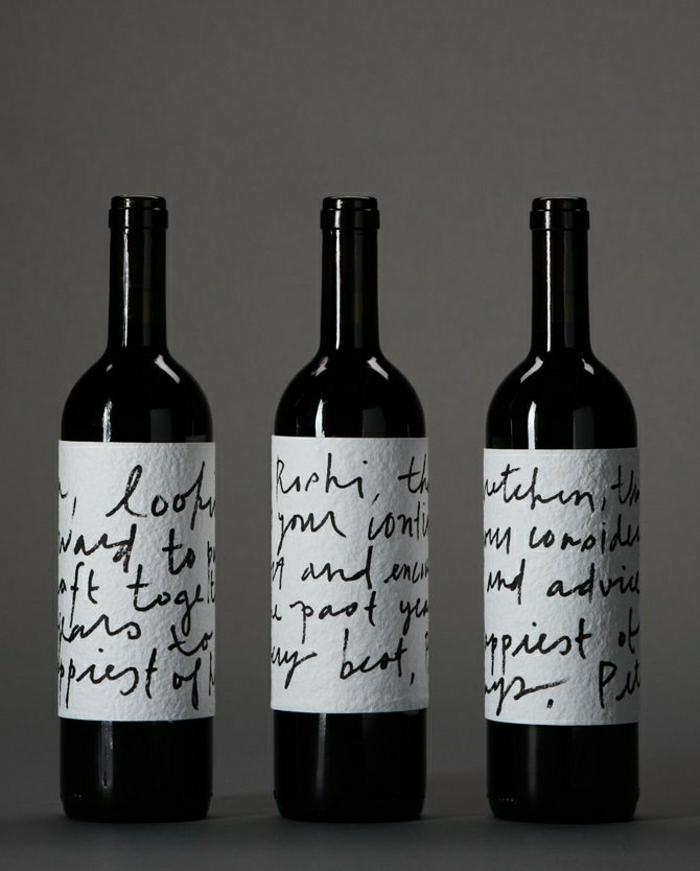 comment choisir la meilleure bouteille de vin personnalis e. Black Bedroom Furniture Sets. Home Design Ideas