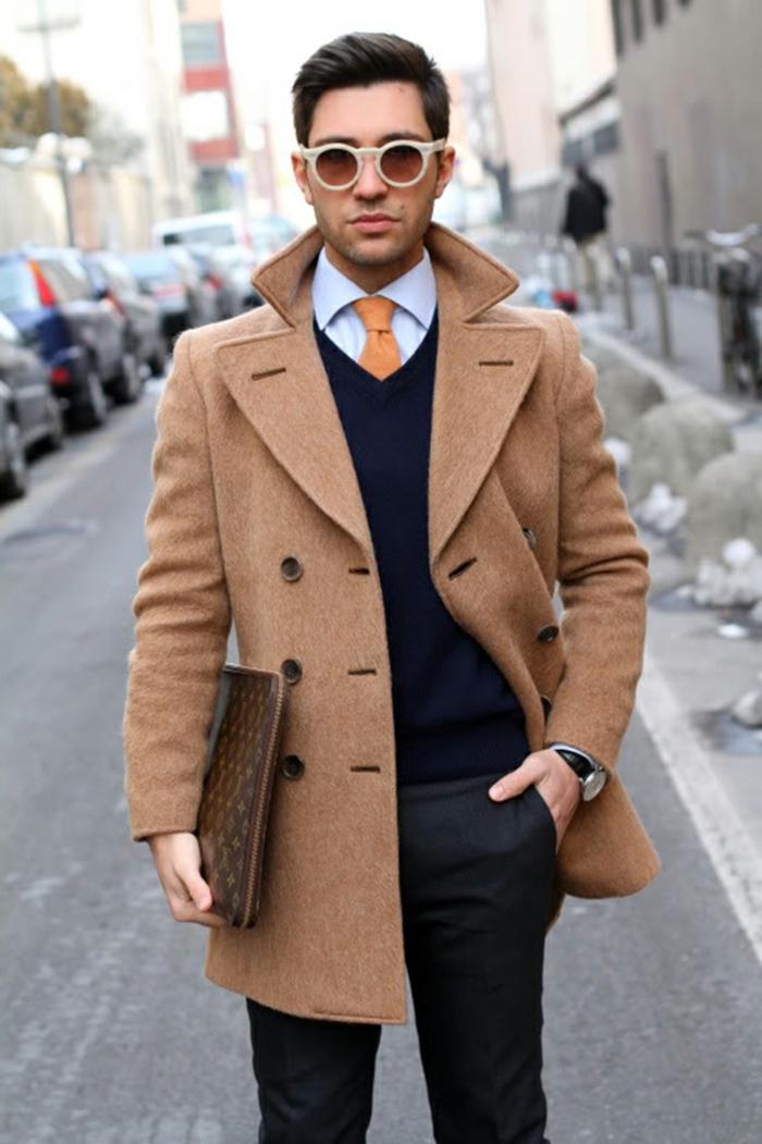 veste-homme-caban-gris-homme-zara-homme-beige-caban