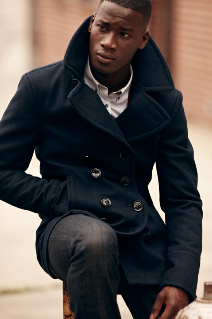 veste-homme-caban-gris-homme-zara-homme-idée-habillement