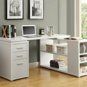 C'est quoi un bureau étagère?