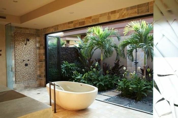 Meuble Salle De Bain Bois Exotique – Mzaol.com