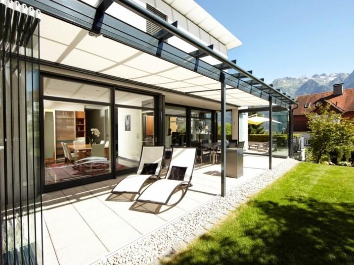La v randa bioclimatique la meilleure solution en 45 photos - La maison bioclimatique ...