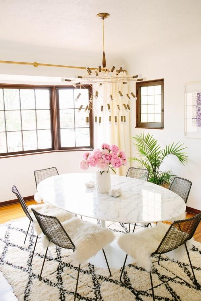 0-conforama-salle-a-manger-complete-tapis-blanc-et-noir-pour-la-salle-de-sejour