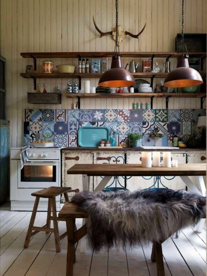 Comment creer une ambiance scandinave45 idees en photos for Idee deco cuisine avec meuble design scandinave
