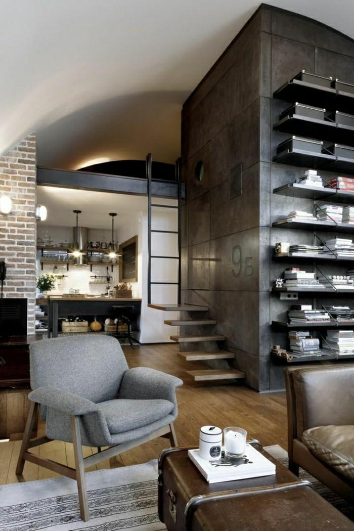 0-joli-salon-style-industriel-chaise-grise-parquet-clair-table-basse-industrielle