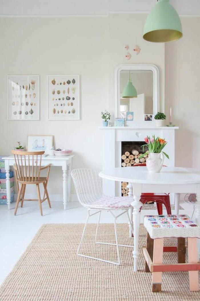 Comment cr er une ambiance scandinave 45 id es en photos - Deco salle de sejour ...