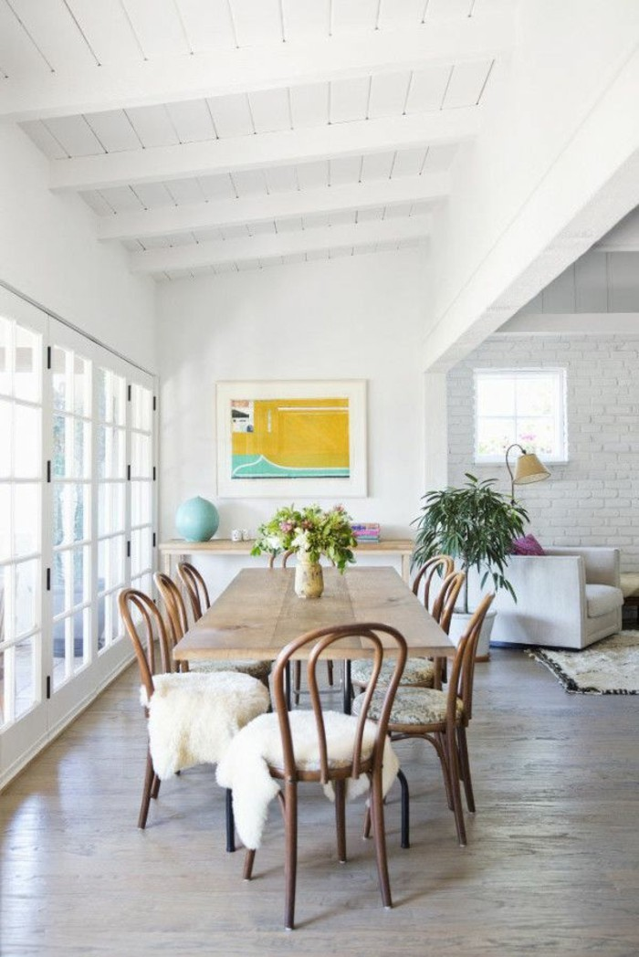 salle a manger sol gris ides sur le thme plafond gris pinterest - Salle A Manger Sol Gris