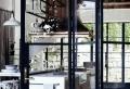 Les portes pliantes sont super pour sauver un peu d'espace chez vous! Voyez les meilleures variantes en photos!