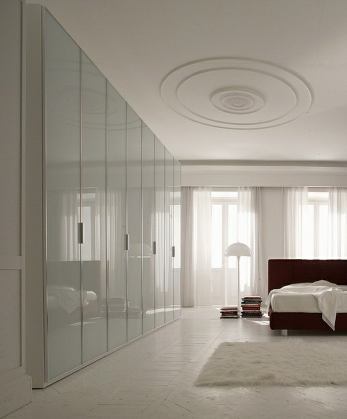 Les chambres blanches conceptions architecturales for Les chambres blanches