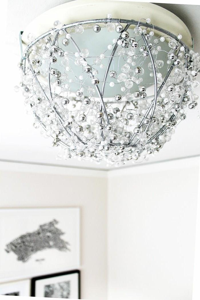 Le plafonnier design en 44 jolies photos - Toile murale pas cher ...