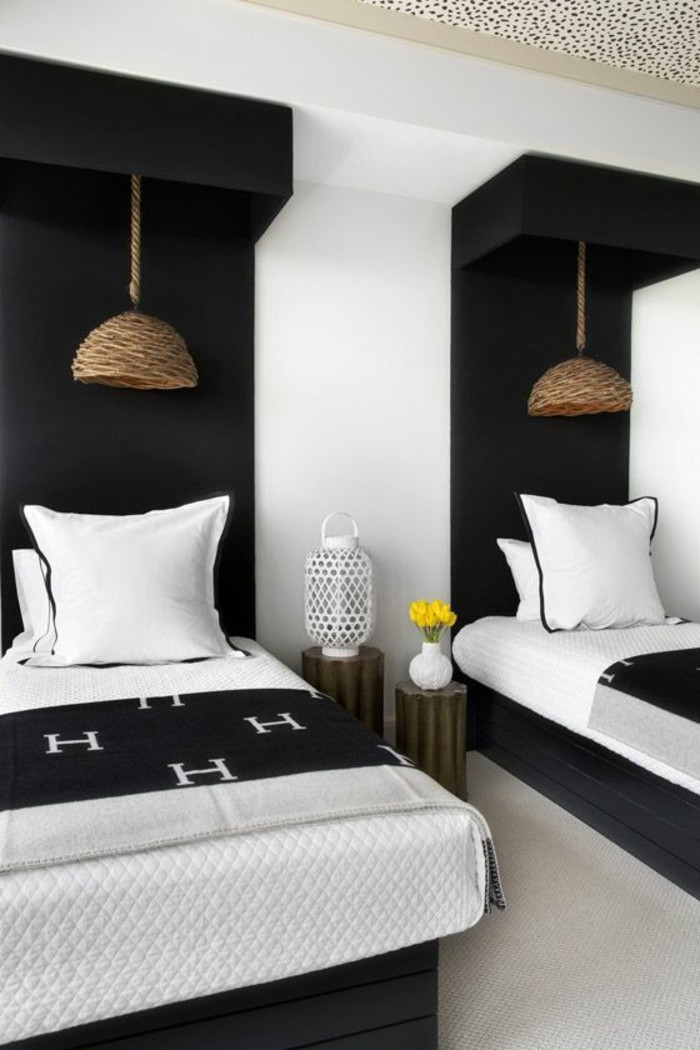 idee de tete de lit originale meilleures images d 39 inspiration pour votre design de maison. Black Bedroom Furniture Sets. Home Design Ideas