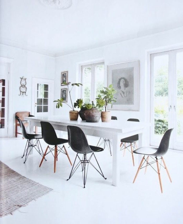 Comment cr er une ambiance scandinave 45 id es en photos for Idee ameublement sejour