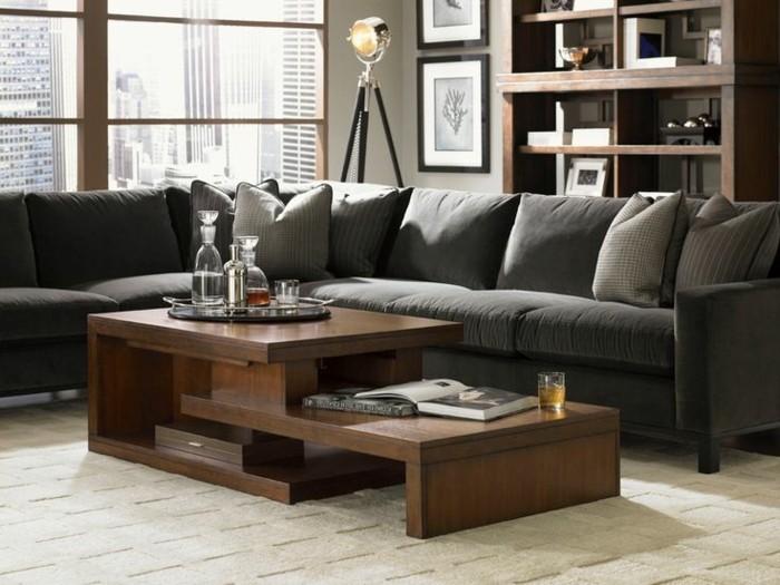 Choisir le meilleur design de la table basse avec rangement for Cherche table basse de salon
