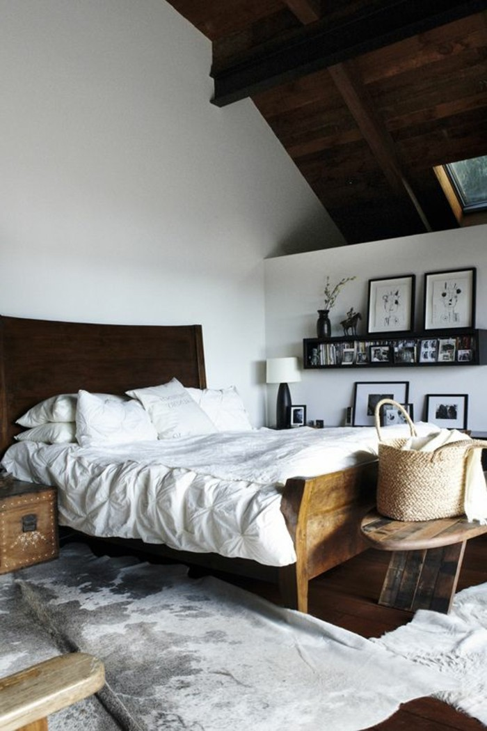 comment cr er une ambiance scandinave 45 id es en photos. Black Bedroom Furniture Sets. Home Design Ideas