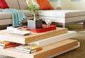 Choisir le meilleur design de la table basse avec rangement avec notre galerie, pleine d'idées!