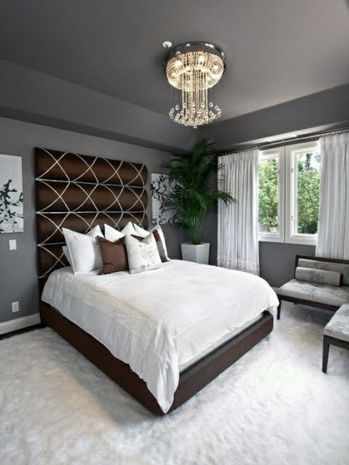 la t te de lit originale en 46 photos. Black Bedroom Furniture Sets. Home Design Ideas