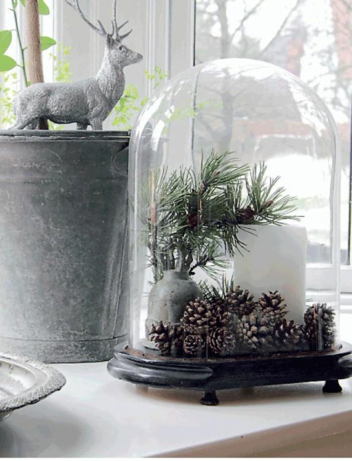 1-cloche-en-verre-globe-verre-cloche-à-gateau-en-verre-jolie-decoration-de-noel-pas-cher