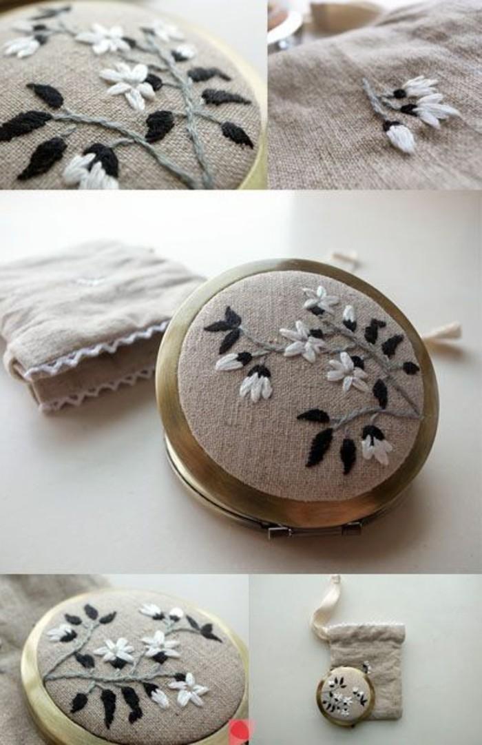 1-comment-faire-un-miroir-de-poche-personnalisé-de-couleur-gris-DIY-idee-pour-un-miroir