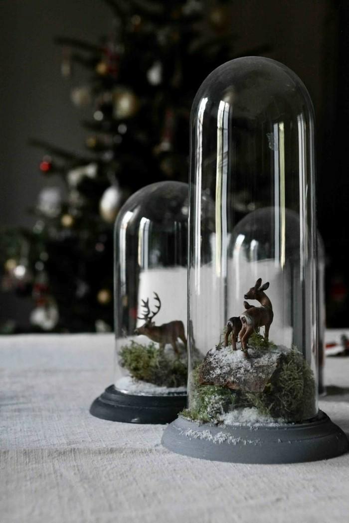 1-decoration-de-noel-originale-pas-cher-avec-cloche-en-verre-globe-verre-cloche-à-gateau-en-verre