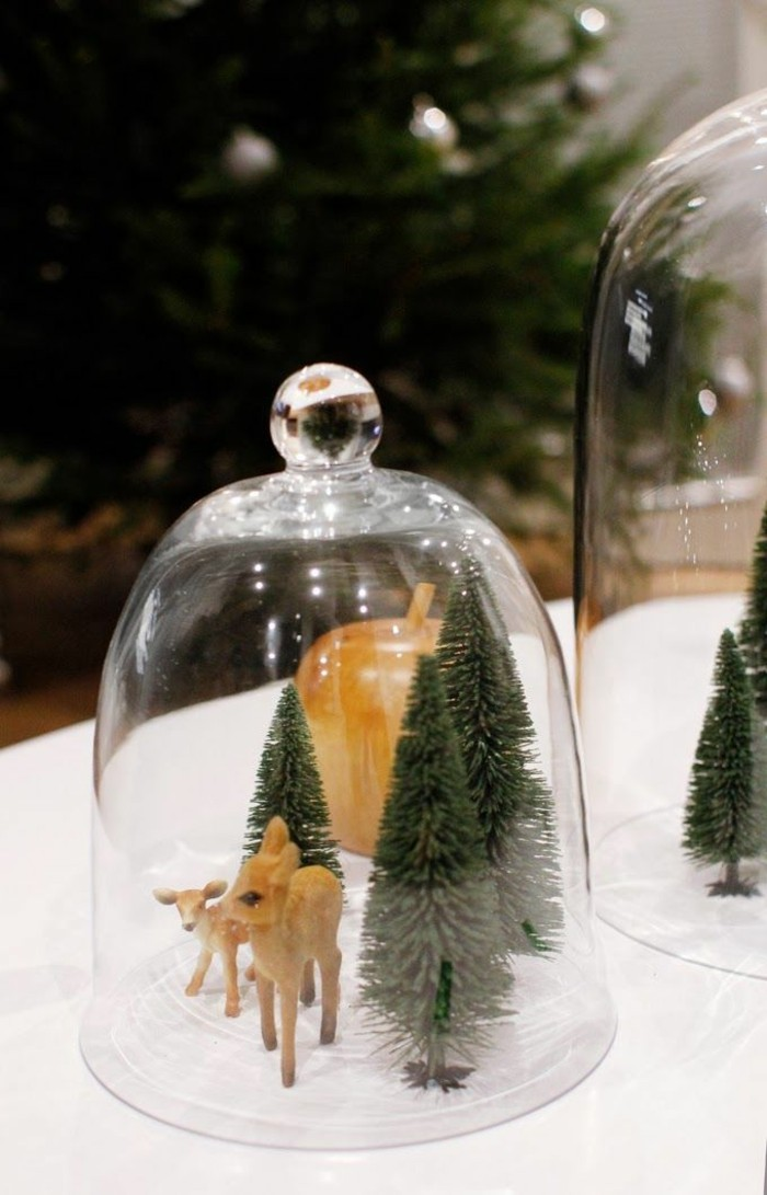 -verre-cloche-à-gateau-en-verre-transparent-jolie-decoration-cloche ...