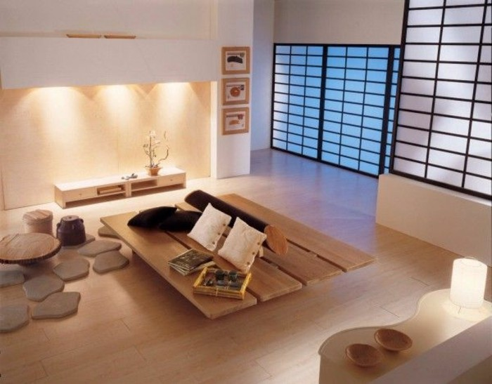 40 id es en photos comment incorporer l 39 ambiance zen for Modern zen interior design living room