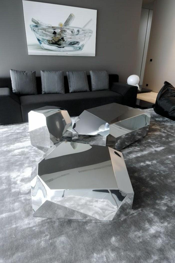 Table basse relevable pas cher fly - Table salon design pas cher ...