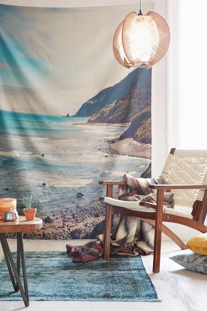 1-joli-tapis-design-tapis-saint-maclou-pour-le-salon-chic-decoration-murale-dans-le-salon-moderne