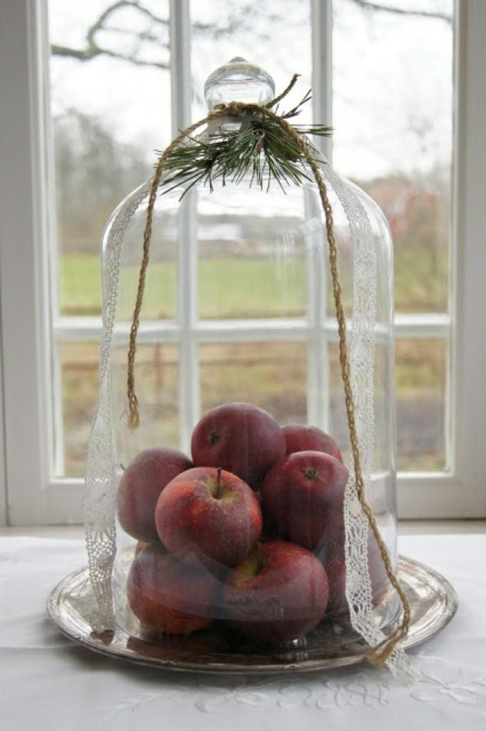 1-jolie-decoration-avec-globe-verre-cloche-à-gateau-en-verre-avec-decoration-de-pommes-de-terre