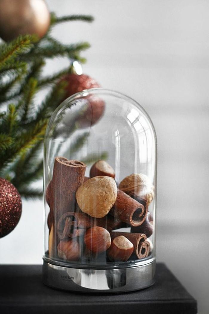 1-jolie-decoration-de-noel-avec-globe-verre-cloche-à-gateau-en-verre-originale-idee-pas-cher