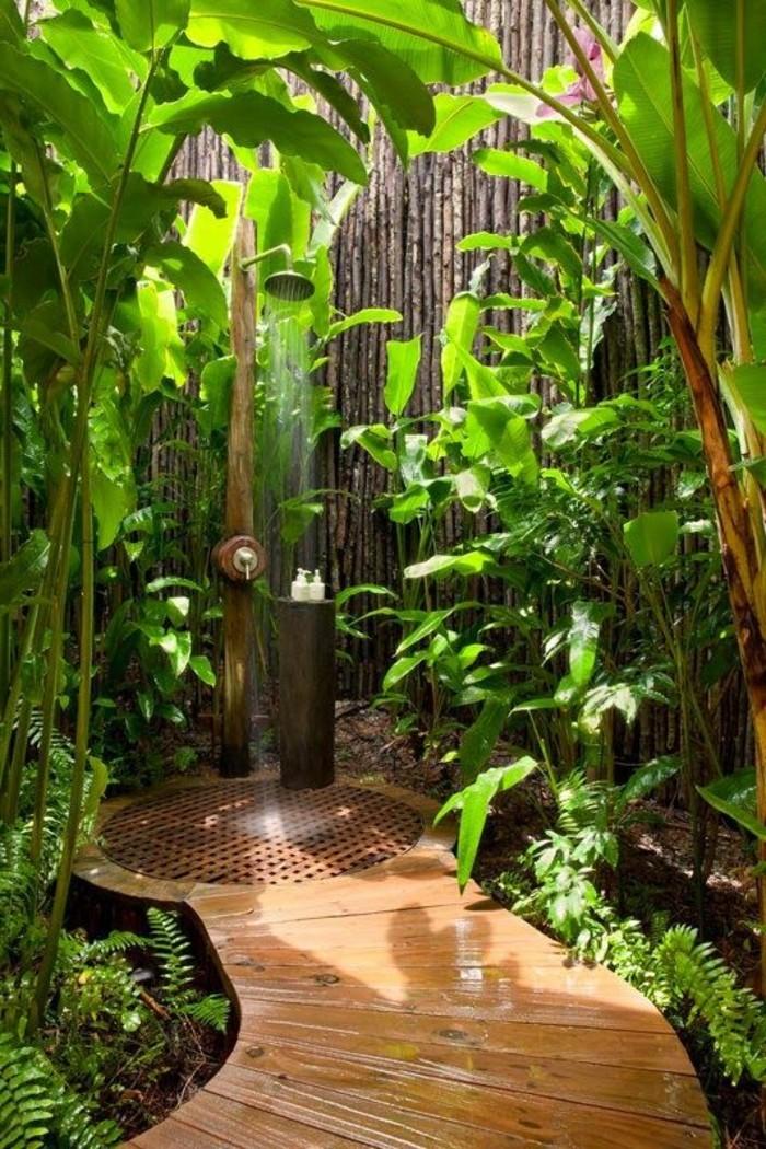 Bois exotique pour salle de bain meuble salle de bain - Performance du bureau pour windows aero ...
