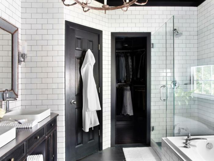 salle de bain plafond fonc salle de bain plafond noir lombards - Salle De Bain Plafond Noir