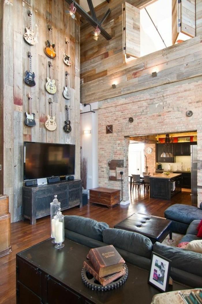 1-meuble-style-industriel-pas-cher-pour-loft-et-associé-salon-moderne-avec-canape-gris-dans-le-salon