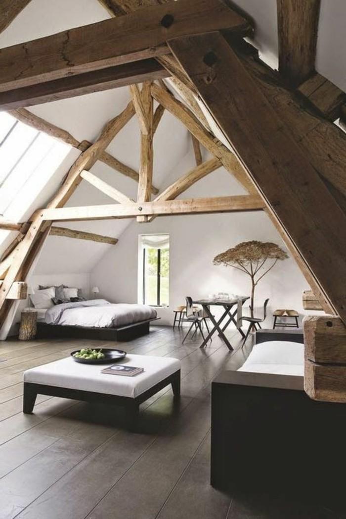 Mille et une id es pour le salon style industriel en 44 - Loft design industriel cloud studio ...