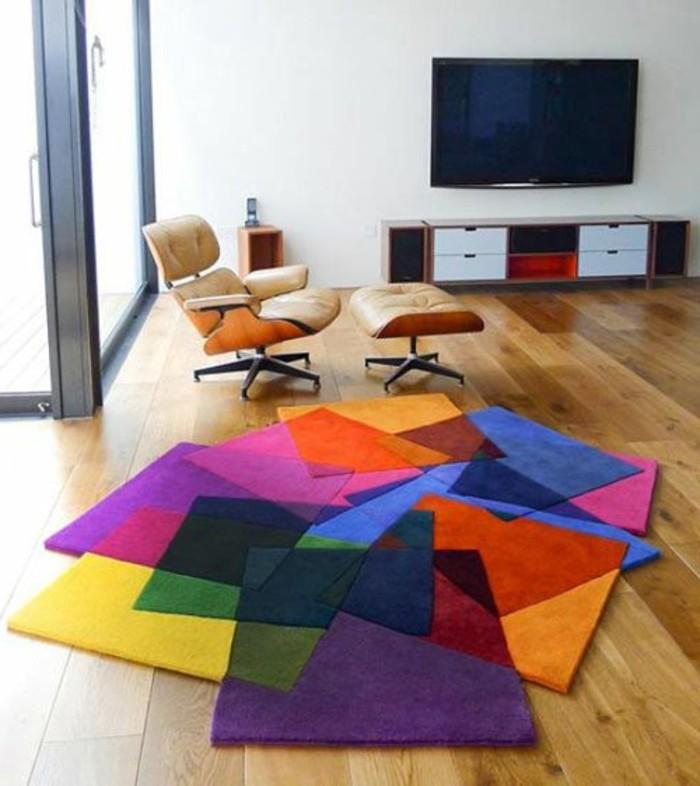le tapis design la meilleure option pour votre chambre design. Black Bedroom Furniture Sets. Home Design Ideas