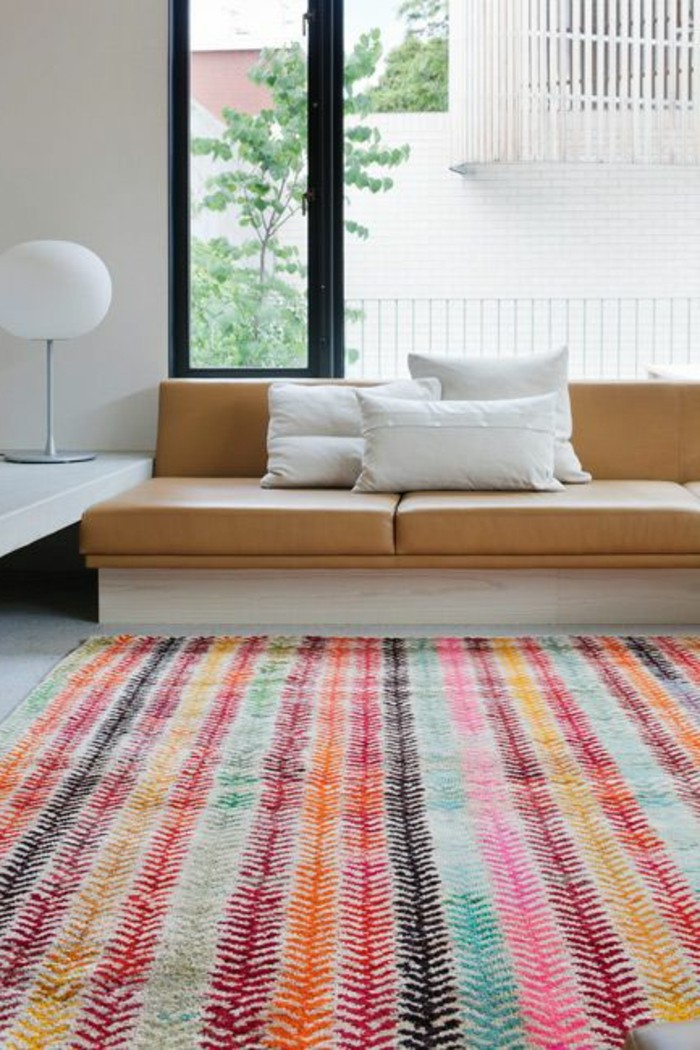 vivi tapis long pappelina saint maclou tapis de couloir With tapis couloir avec canape modulable dehoussable