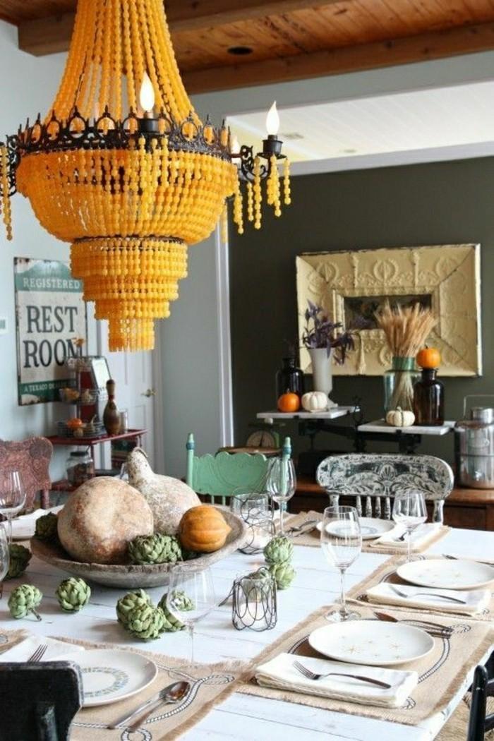 Nos propositions pour votre salle manger compl te en 42 photos for Lustre salle a manger pas cher