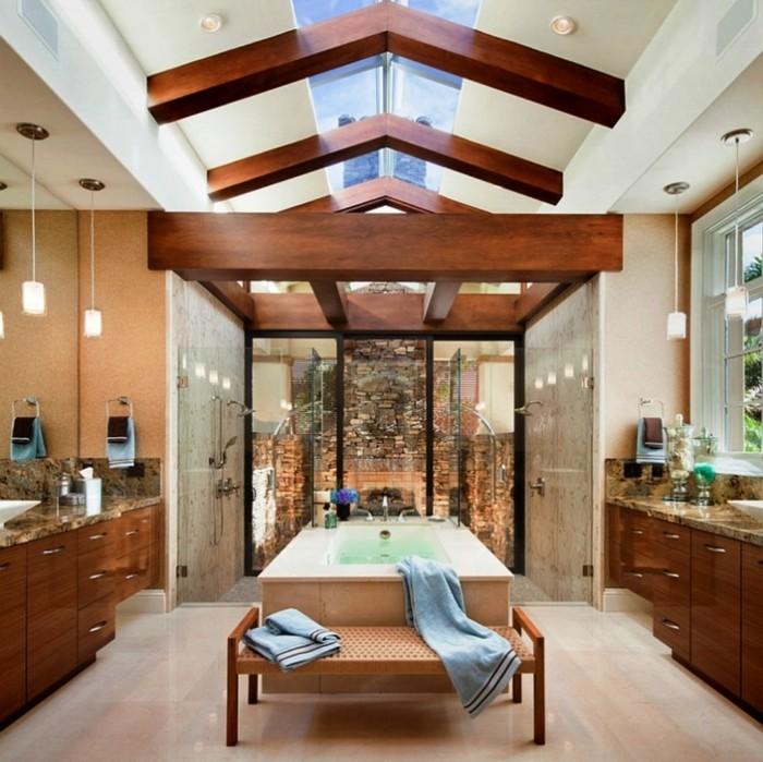 Belles idées avec la baignoire design! - Archzine.fr