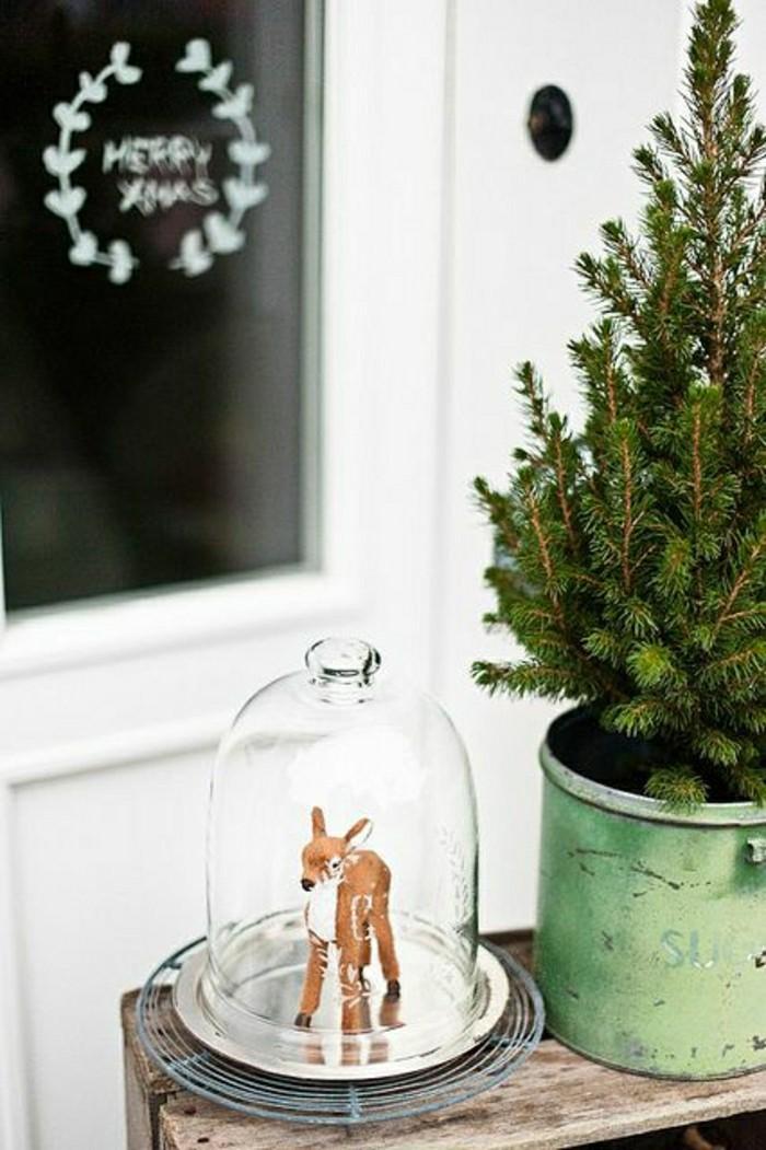 2-jolie-decoration-en-verre-avec-globe-verre-cloche-à-gateau-en-verre-deco-de-noel-pas-cher