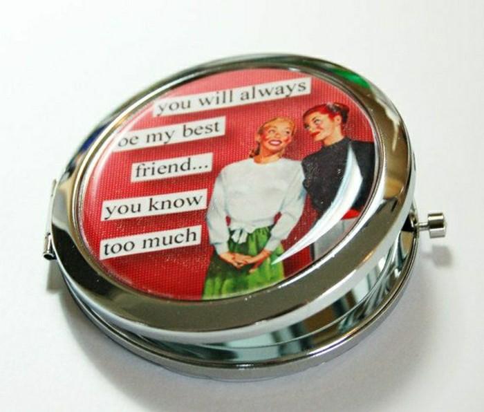 2-miroir-poche-pas-cher-rouge-miroir-rond-de-couelur-rouge-avec-citation
