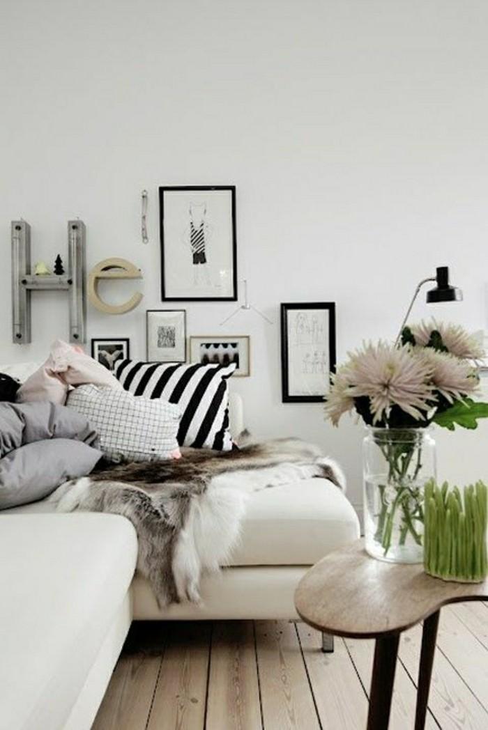 Comment cr er une ambiance scandinave 45 id es en photos for Salon nordique