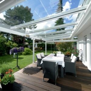 La véranda bioclimatique - la meilleure solution énergétique pour la maison!
