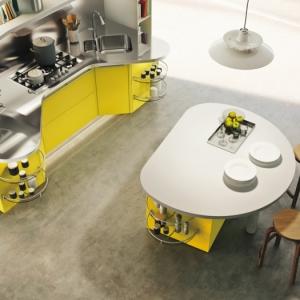 On vous présente la cuisine arrondie dans 41 photos. Beaucoup d'idées pour votre intérieur!