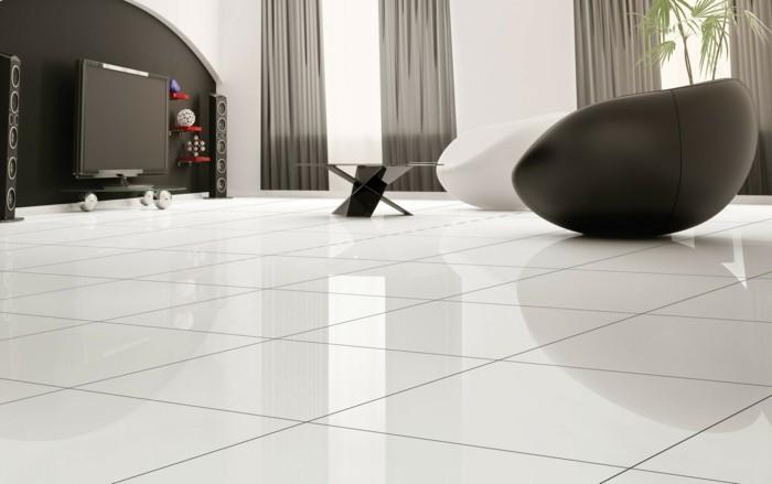 Stunning Salon Carrelage Moderne Images - Amazing House Design ...