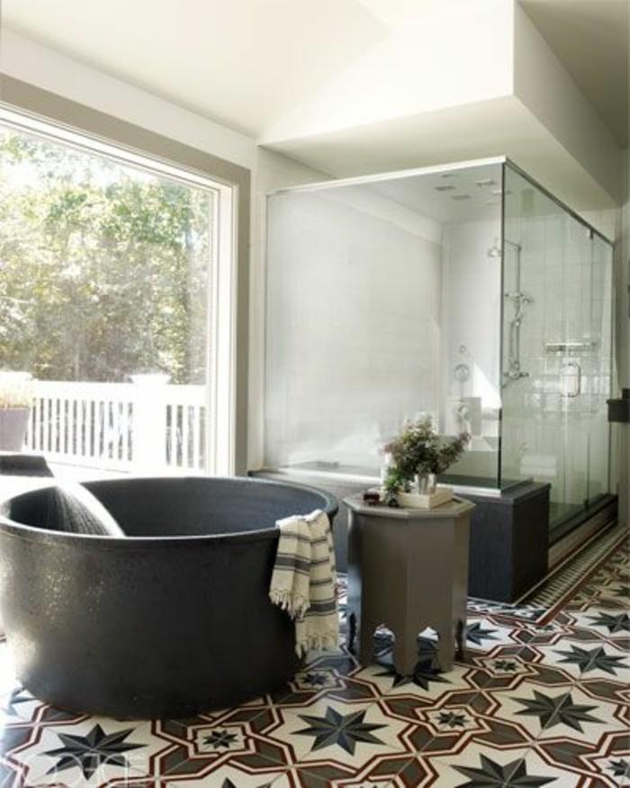 ... la salle de bain zen, salle de bain zen bambou deco chambre zen bambou