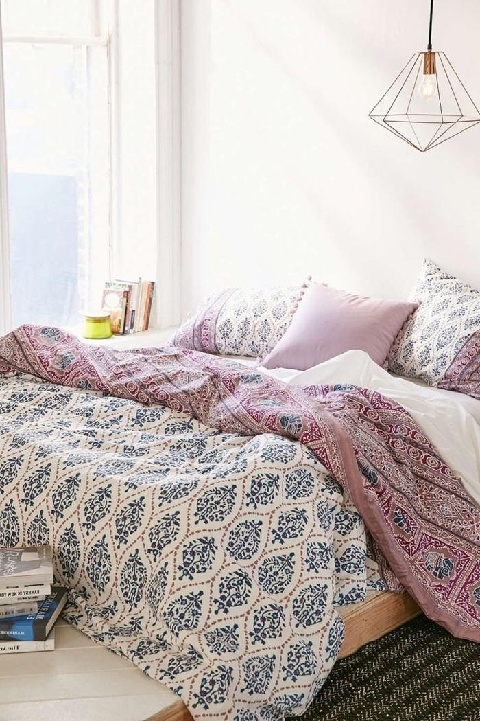 5-belle-idée-beau-lit-chambre-à-coucher-lampe-design-moderne-stylisé
