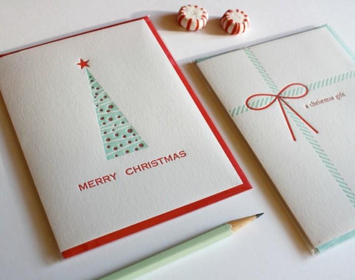 Beau-carte-joyeux-noël-festive-diy-idée-simple-à-faire-soi-meme