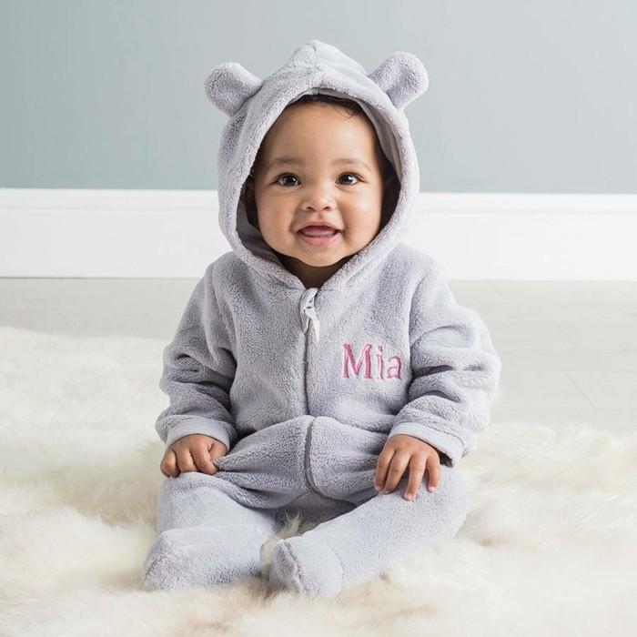 Beau-pyjama-combinaison-pyjama-bebe-body-bébé-mia-mignon