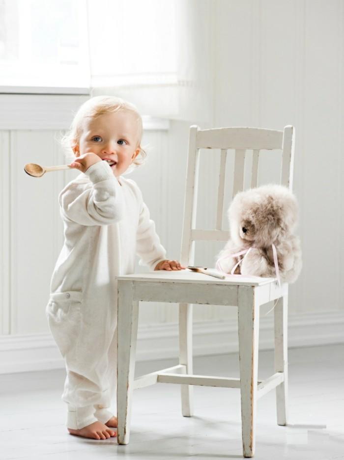 Beau-pyjama-combinaison-pyjama-bebe-body-bébé-pyjama-blanc