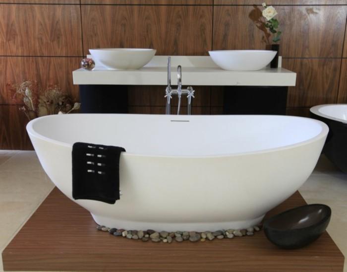 Belle-baignoire-la-baignoire-ovale-baignoires-design-zen-ambiance-blanc