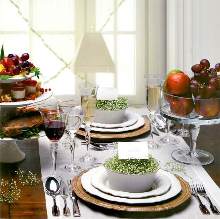 Cool-idée-deco-table-noel-déco-table-de-noel-decoration-table-noel-blanc